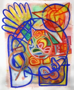 2007 la main bleue
